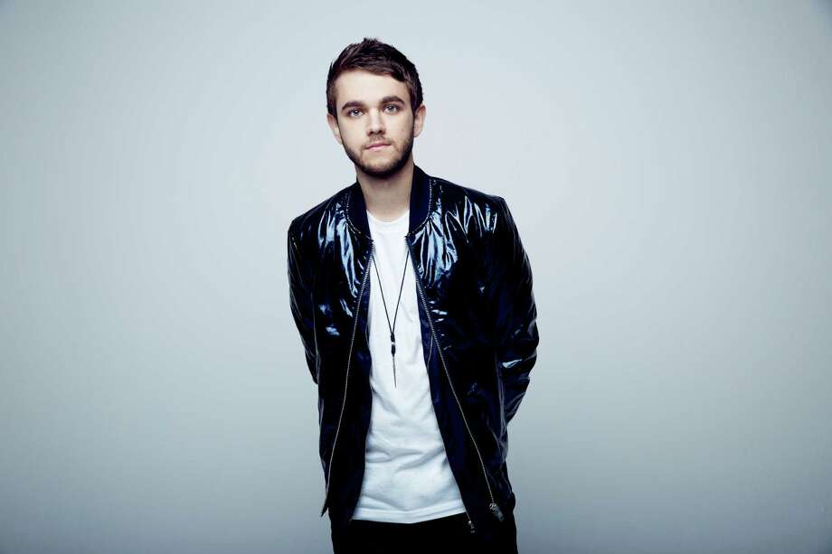 DJ, producer and EDM artist Zedd.