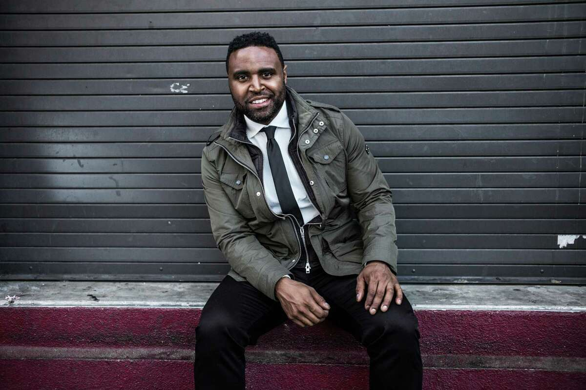 """Kendrick Scott, a jazz drummer from Houston and graduate of the High School for the Performing and Visual Arts. His Kendrick Scott Oracle released """"We Are the Drum"""" in September."""