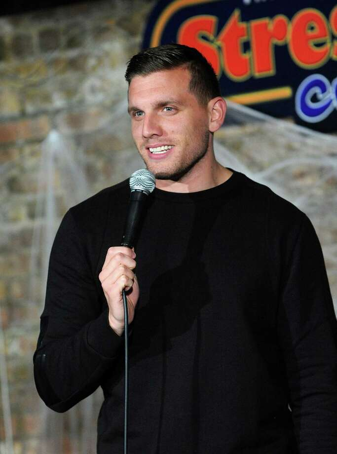Chris Distefano Photo: WireImage / Connecticut Post Contributed