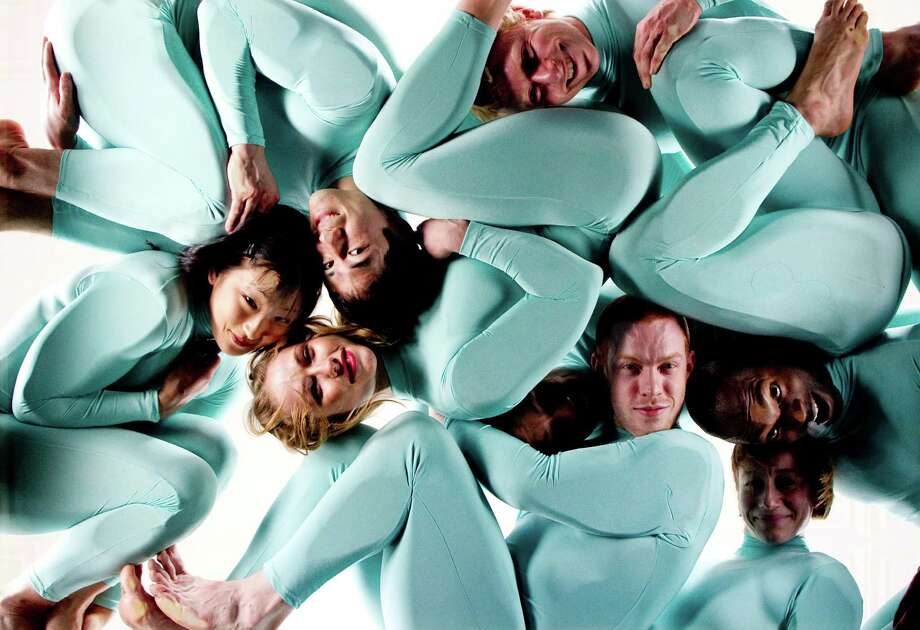 Pilobolus will perform at The Ridgefield Playhouse on Friday, Sept. 25. Photo: Contributed Photo