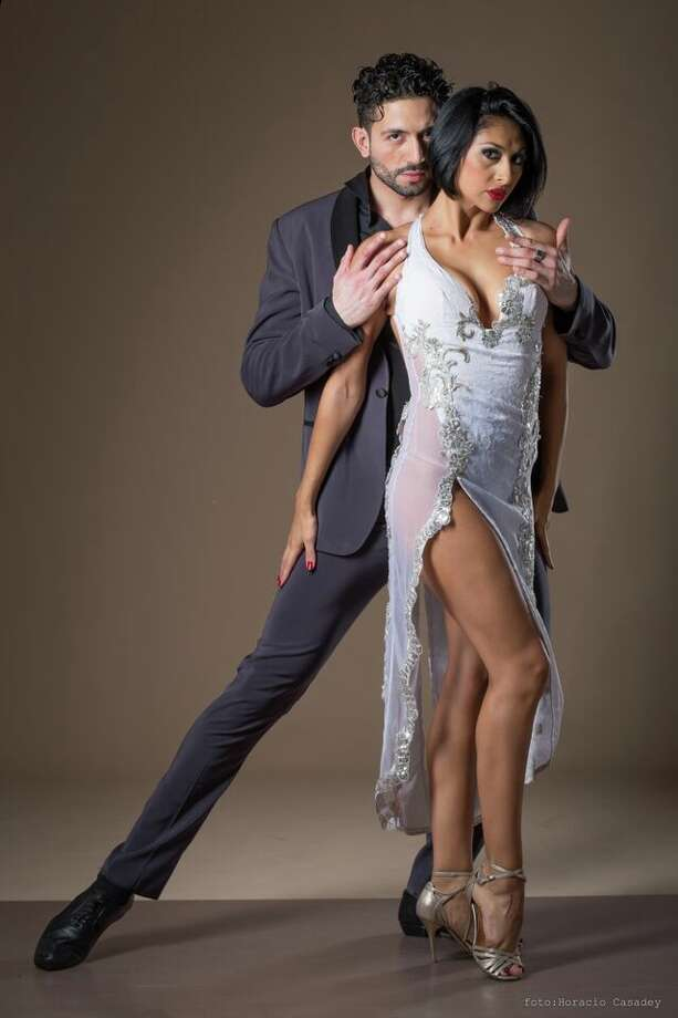 The South American Tango Lovers troupe brings its U.S. tour to the Klein Memorial Auditorium, in Bridgeport, on Friday, Sept. 25. Photo: Contributed Photo