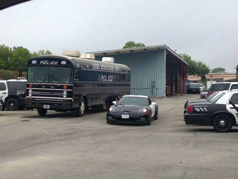 Texas police department driving seized Corvette Z06 named