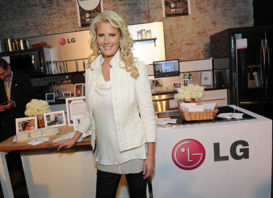 "IMAGE DISTRIBUTED FOR LG ELECTRONICS - Food Network star and ""Share Our Strength"" ambassador Sandra Lee celebrates five years of the Food Network New York City Wine & Food Festival during SWEET!, presented by GODIVA, and greets fans at the LG Kitchen, Friday, Oct. 12, 2012.  (Photo by Diane Bondareff/Invision for LG Electronics/AP Images) Photo: Diane Bondareff / Invision"