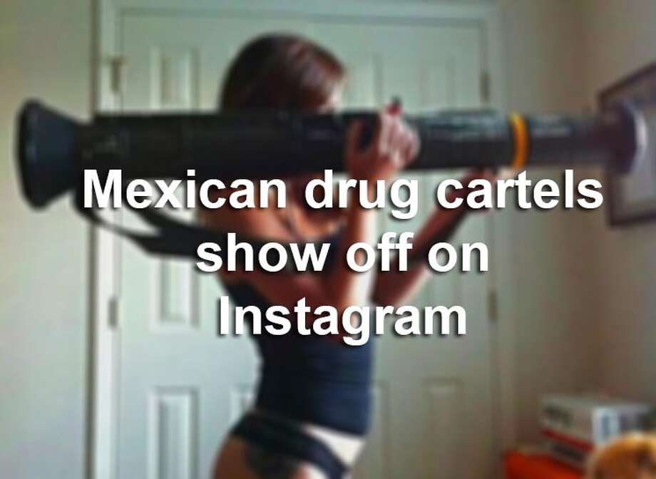 Scroll through the slideshow for a glimpse into the excessive lives of Mexican drug cartels.