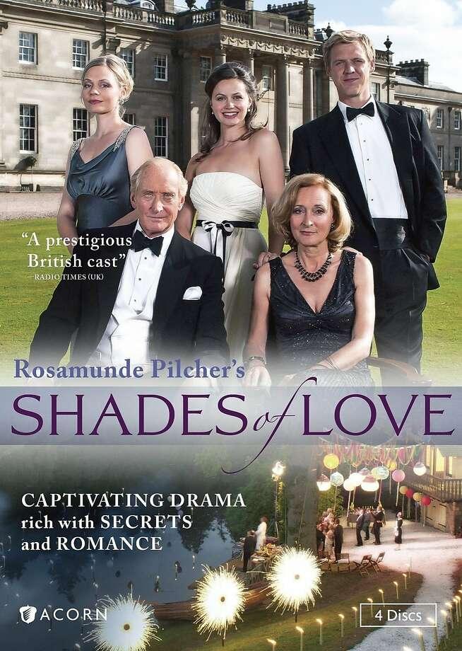 "dvd cover ""Rosamunde Pilcher's Shades of Love"" Photo: Acorn Media"