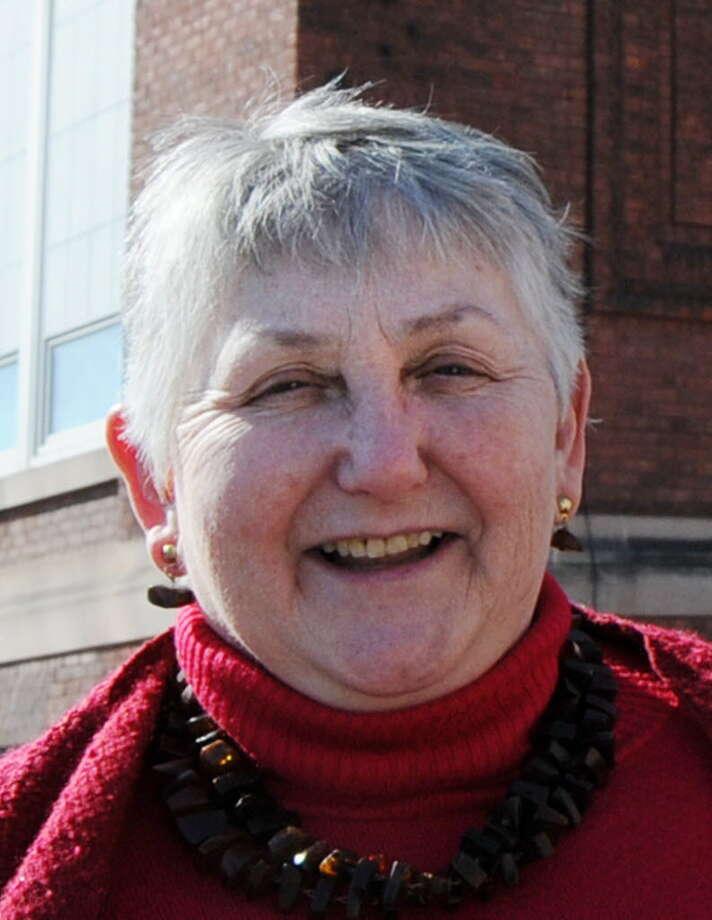 Rosemary Nichols, former Watervliet deputy general manager. Photo taken on Wednesday, Feb. 23, 2011. (Paul Buckowski / Times Union)