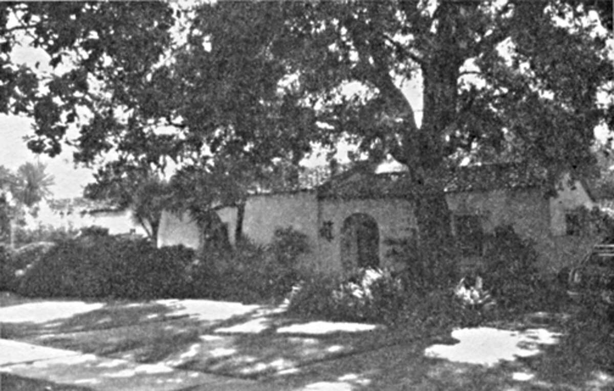 A photo of 1950 Cowper Street in Palo Alto, Calif., in 1978 when the property last sold.