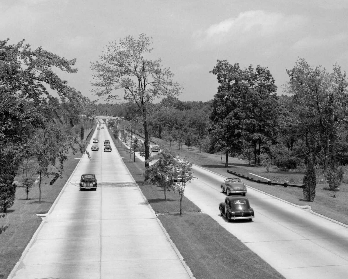 The beauty and function of the Merritt Parkway design were considered so revolutionary 80 years ago that models and photographs of the Connecticut road were featured in the