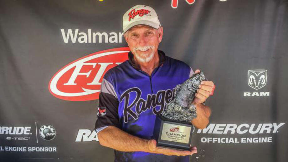 Glen Freeman of Converse, Louisiana, weighed a five-bass limit totaling 19 pounds, 11 ounces Sunday to win the Walmart Bass Fishing League Cowboy Division Super Tournament on Toledo Bend with a two-day total of 10 bass weighing 41 pounds, 11 ounces. For his victory, Freeman earned $7,874