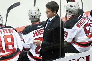 Ryan Kujawinski taking advantage of extra ice time with Albany Devils - Photo