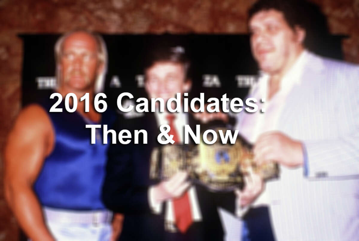 2016 Presidential Candidates: Then & Now See how the latest crop of candidates looked before they were running for the highest office in the land ...