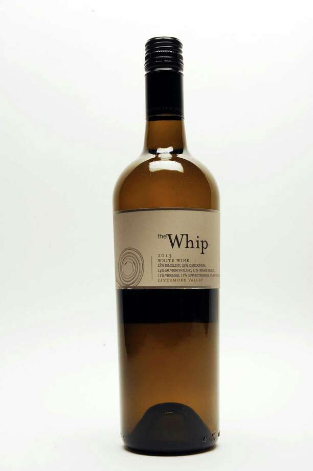 The Whip 2013 white wine in the Times Union studio Thursday July 23, 2015 in Colonie, NY.   (John Carl D'Annibale / Times Union) Photo: John Carl D'Annibale