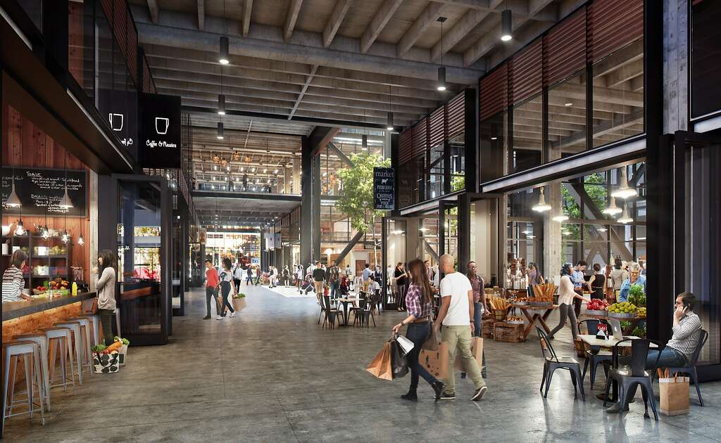 Uber Has Purchased Oaklands Moribund Sears Building And Will Open An East Bay Global