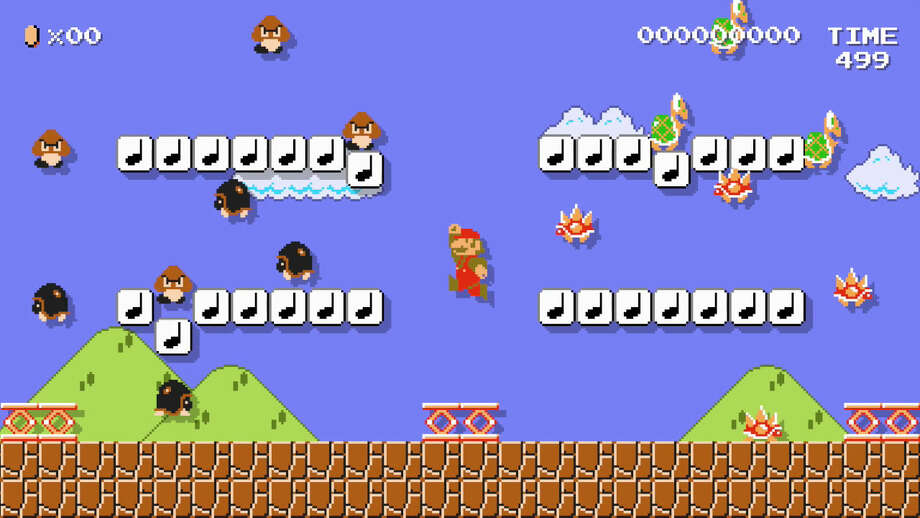 An unopened copy of a vintage Super Mario Bros. video game has been sold for $114,000 in an auction that underscored the enduring popularity of entertainment created decades ago. Photo: Courtesy Nintendo