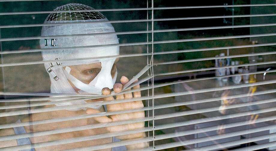 """Susanne Wuest is the mysterious mother in """"Goodnight Mommy."""" Illustrates FILM-GOODNIGHT-ADV25 (category e), by Michael O'Sullivan © 2015, The Washington Post. Moved Tuesday, Sept. 22, 2015. (MUST CREDIT: RADiUS.) Photo: Handout, Washington Post"""
