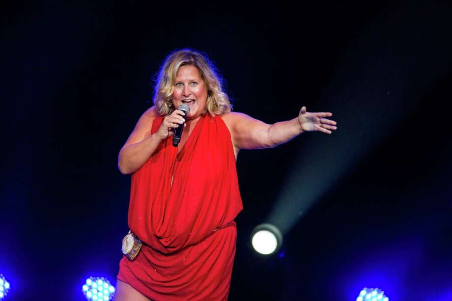 "The series begins Nov. 4-7 with Bridget Everett, the ""alt-cabaret"" performer notorious for her irreverent approach and no-holds-barred antics. Photo: Scott Legato, Contributor / 2015 Scott Legato"