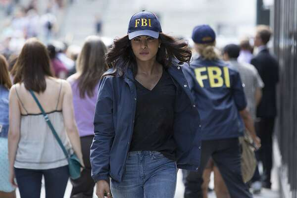 """QUANTICO – """"Run"""" — A diverse group of recruits has arrived at the FBI Quantico Base for training. They are the best and the brightest, so it seems impossible that one of them is suspected of masterminding the biggest attack on New York City since 9/11. """"Quantico"""" airs SUNDAY, SEPTEMBER 27 (10:00-11:00 p.m. ET) on the ABC Television Network. (ABC/Eric Liebowitz) PRIYANKA CHOPRA  QUANTICO - """"Run"""" -- A diverse group of recruits has arrived at the FBI Quantico Base for training. They are the best and the brightest, so it seems impossible that one of them is suspected of masterminding the biggest attack on New York City since 9/11. """"Quantico"""" airs SUNDAY, SEPTEMBER 27 (10:00-11:00 p.m. ET) on the ABC Television Network. (ABC/Eric Liebowitz) PRIYANKA CHOPRA"""