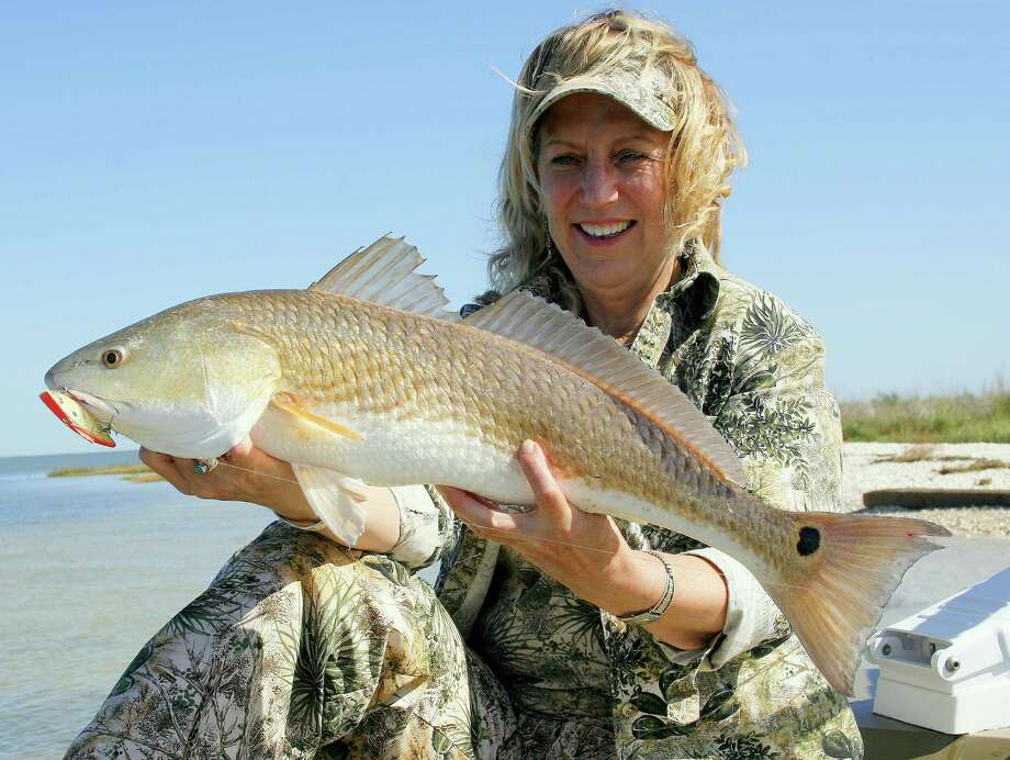 Autumn offers anglers a wide range of fishing options, including working where schools of redfish and speckled trout prey on forage species. Photo: Picasa