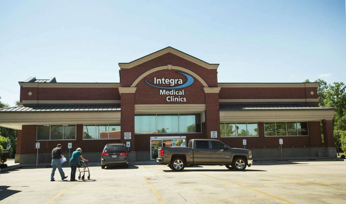 Saqer is listed as owner of the Integra Medical Clinic.