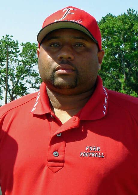 Furr head football coach Cornell Gray Photo: Courtesy HISD / Courtesy HISD
