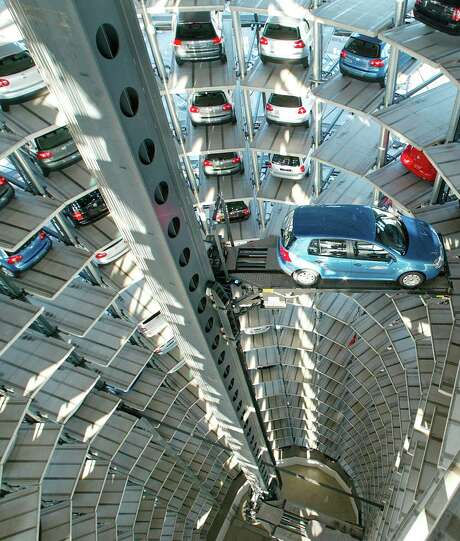 Volkswagen is known as a top-down organization, with even relatively minor decisions requiring approval from higher-ups. Photo: Associated Press File Photo / AP