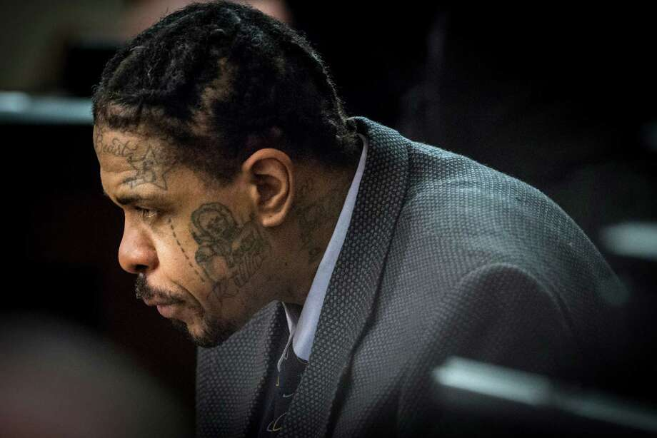 The jury deliberated for 90 minutes before finding convicted pimp Glen Leon Dukes guilty of capital murder. Photo: Matthew Busch /For The San Antonio Express-News / © Matthew Busch