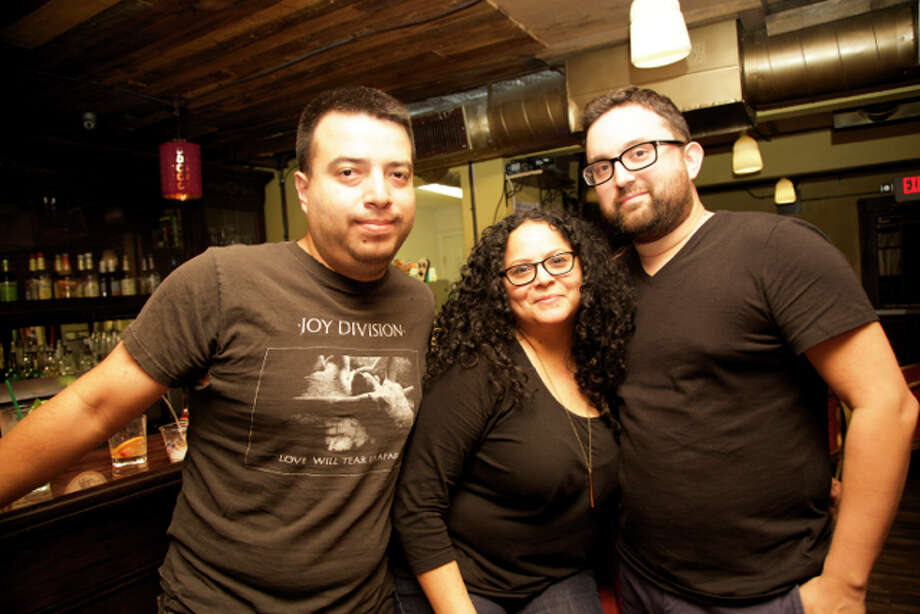 G Torres, Laura Rodriguez and Paul Serna Photo: /