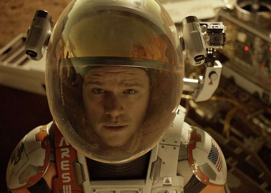 Matt Damon plays a stranded man on Mars. Photo: 20th Century Fox / ONLINE_YES