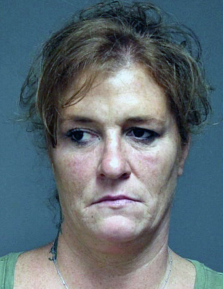 Melissa McMillan, 43, of Ronald Drive, was charged with allegedly stealing beer from a supermarket. Photo: Contributed Photo / Fairfield Citizen /  Fairfield Citizen contributed