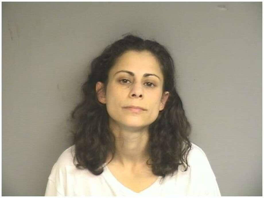 Tara Palompelli, 36, of Stamford, was charged Tuesday with buying cocaine and marijuana from a taxi driver. Photo: Stamford Police Department / Contributed Photo / Stamford Advocate Contributed