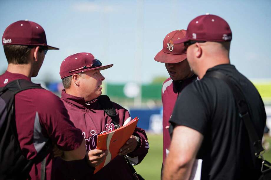 Any conversation about Trinity baseball centers on Tim Scannell, who has logged 17 seasons at the school and is its winningest baseball coach with a record of 558-222, a .715 percentage that places him among the top 10 among active Division III coaches. Photo: Courtesy Photo /Trinity Athletics