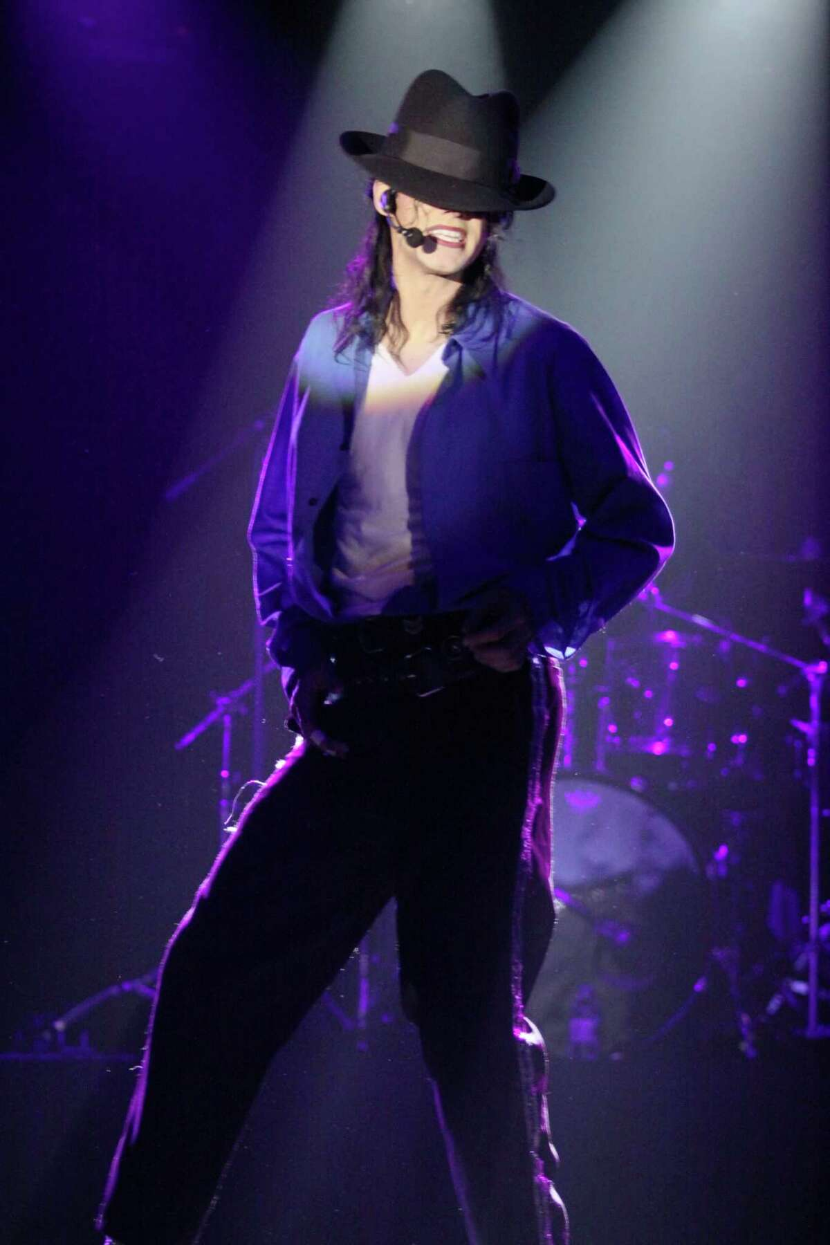 """Laser's Spectacular's """"The Spirit of Michael Jackson,"""" a multi-media experience paying tribute to the life and legacy of Michael Jackson, will be at Ridgefield Playhouse, Sunday, Sept. 27."""