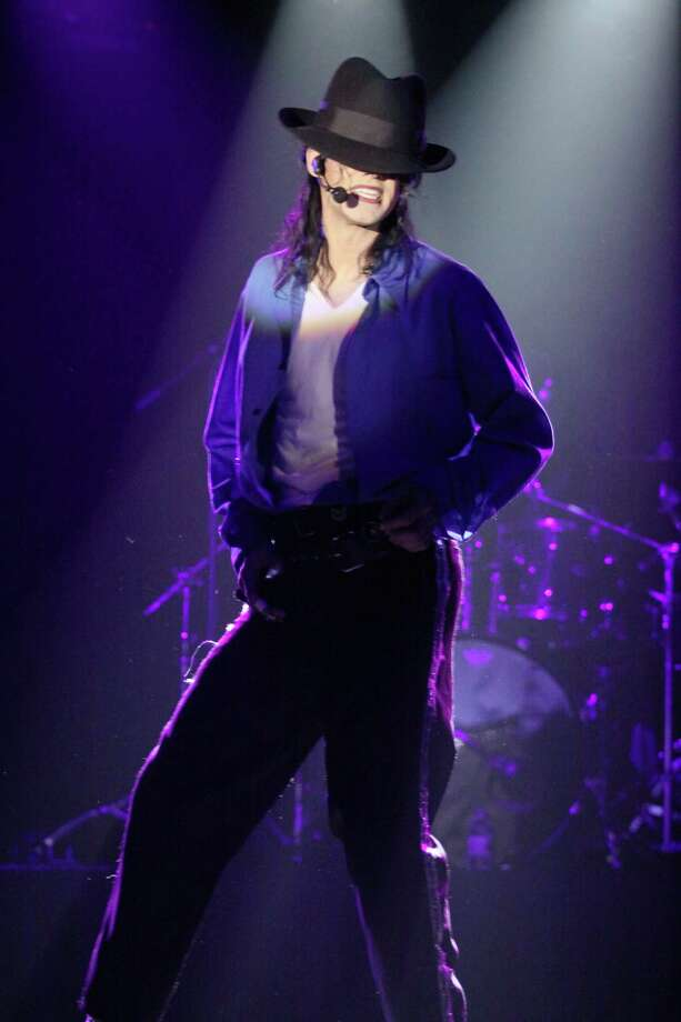"Laser's Spectacular's ""The Spirit of Michael Jackson,"" a multi-media experience paying tribute to the life and legacy of Michael Jackson, will be at Ridgefield Playhouse, Sunday, Sept. 27. Photo: Contributed Photo"
