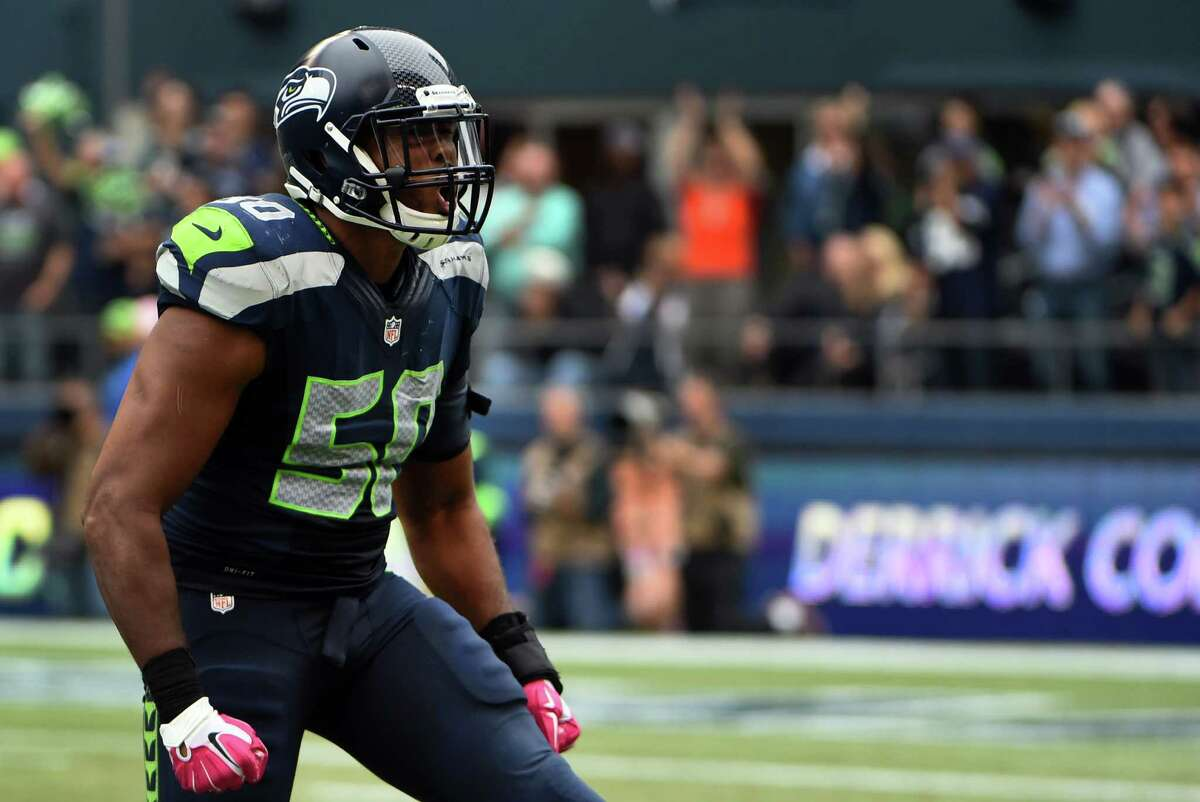 8. LB K.J. Wright What makes him irreplaceable?Wright's size (6-foot-4, 246 pounds), athleticism and versatility make his value hard to quantify. The most underrated player on defense, Wright is the physical ideal for a run-stopping strongside linebacker in Seattle's 4-3 system, but his ability to drop into coverage means he's perfectly suited for the weakside spot, his home for the past four years. He's also able to fill in -- and play well -- at middle linebacker if needed.