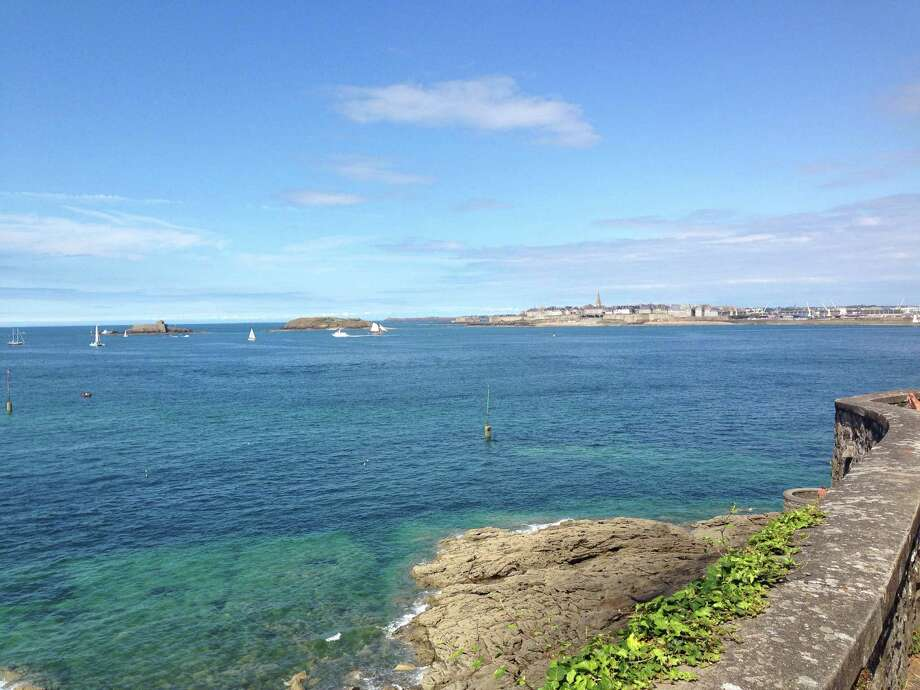 Chronicle reader Barb Dickey of Houston submitted this vacation photo taken in Saint-Malo, France. Photo: Barb Dickey / Barb Dickey