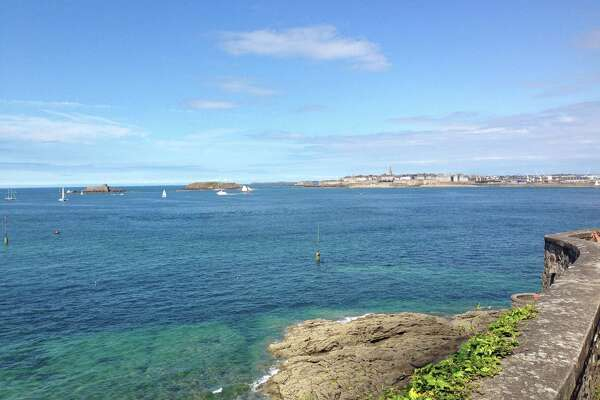 Chronicle reader Barb Dickey of Houston submitted this vacation photo taken in Saint-Malo, France.