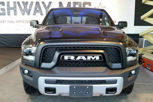 2016 Dodge Ram RAM 1500 Rebel