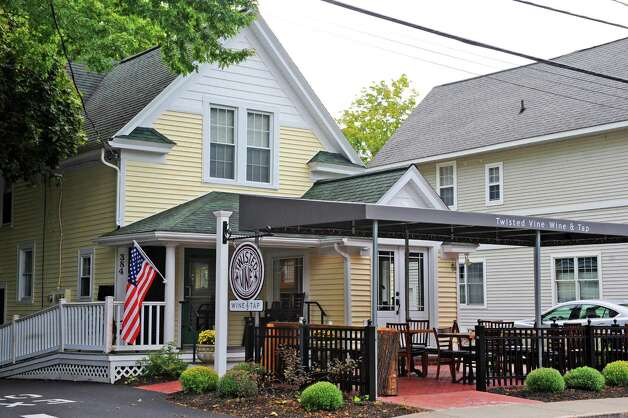 Twisted Vine Wine & Tap at 384 Kenwood Avenue on Tuesday Sept. 22, 2015 in Delmar, N.Y.  (Michael P. Farrell/Times Union) Photo: Michael P. Farrell / 00033445A