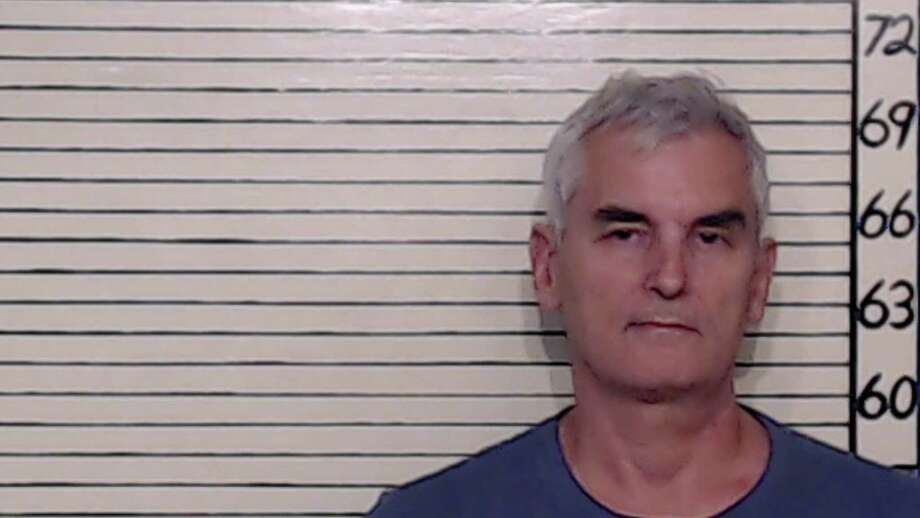 New Braunfels police arrested William Henry Kloss, 67, on Thursday for allegedly shooting two New Braunfels High School students with a pellet gun. Kloss two second-degree felony counts of aggravated assault, each punishable by up to 20 years in prison. Photo: Comal County Jail