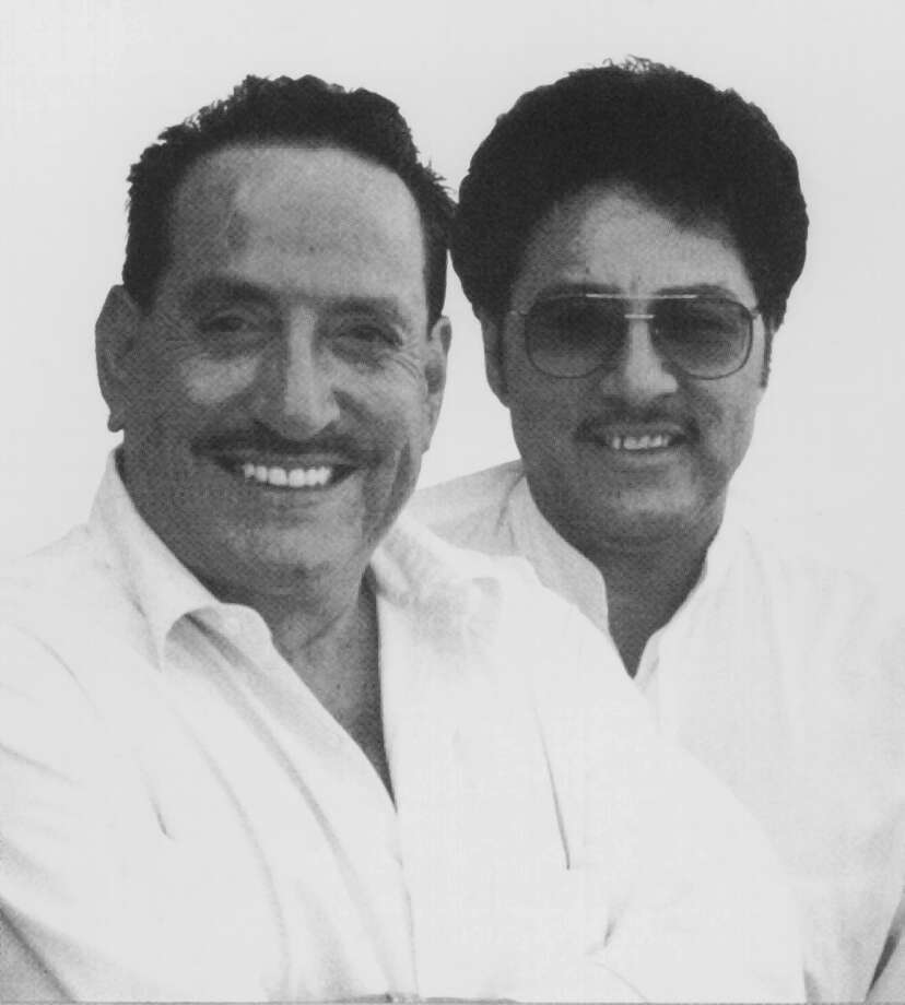 Gilberto Garcia, left, died Monday at the age of 74 from heart complications.