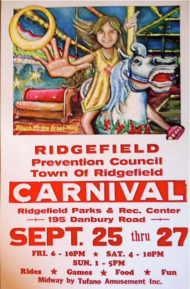 The Ridgefield Prevention Council carnival poster Photo: Ridgefield Prevention Council