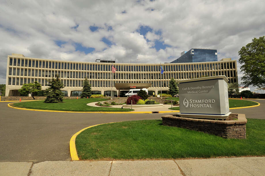 Stamford Hospital is cutting programs and staff to pay for a state tax increase. Photo: Jason Rearick / Hearst Connecticut Media / Stamford Advocate