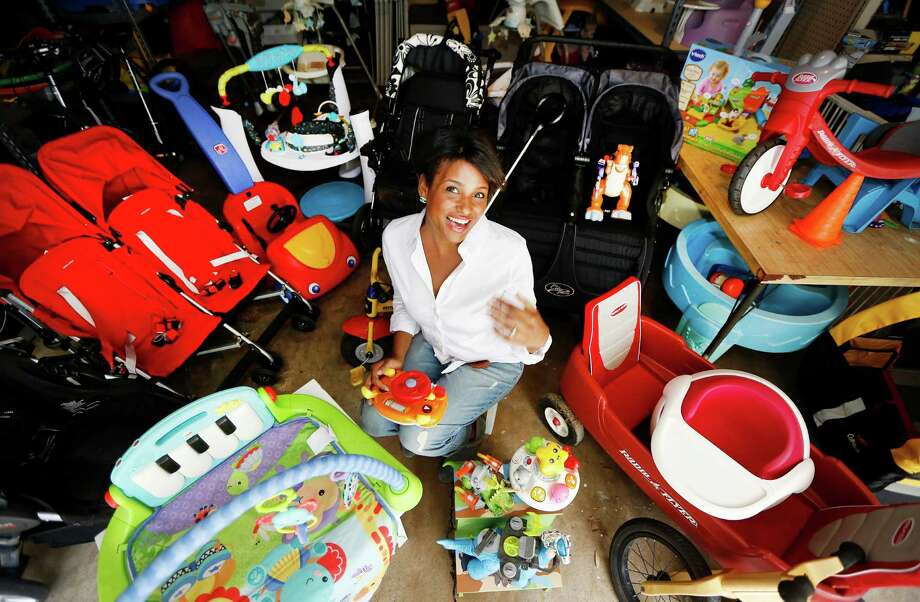 "Chanda Scott, owner of The Pampered Pickle, says: ""What works for one child doesn't necessarily work with a second or third."" Photo: Steve Gonzales, Staff / © 2015 Houston Chronicle"