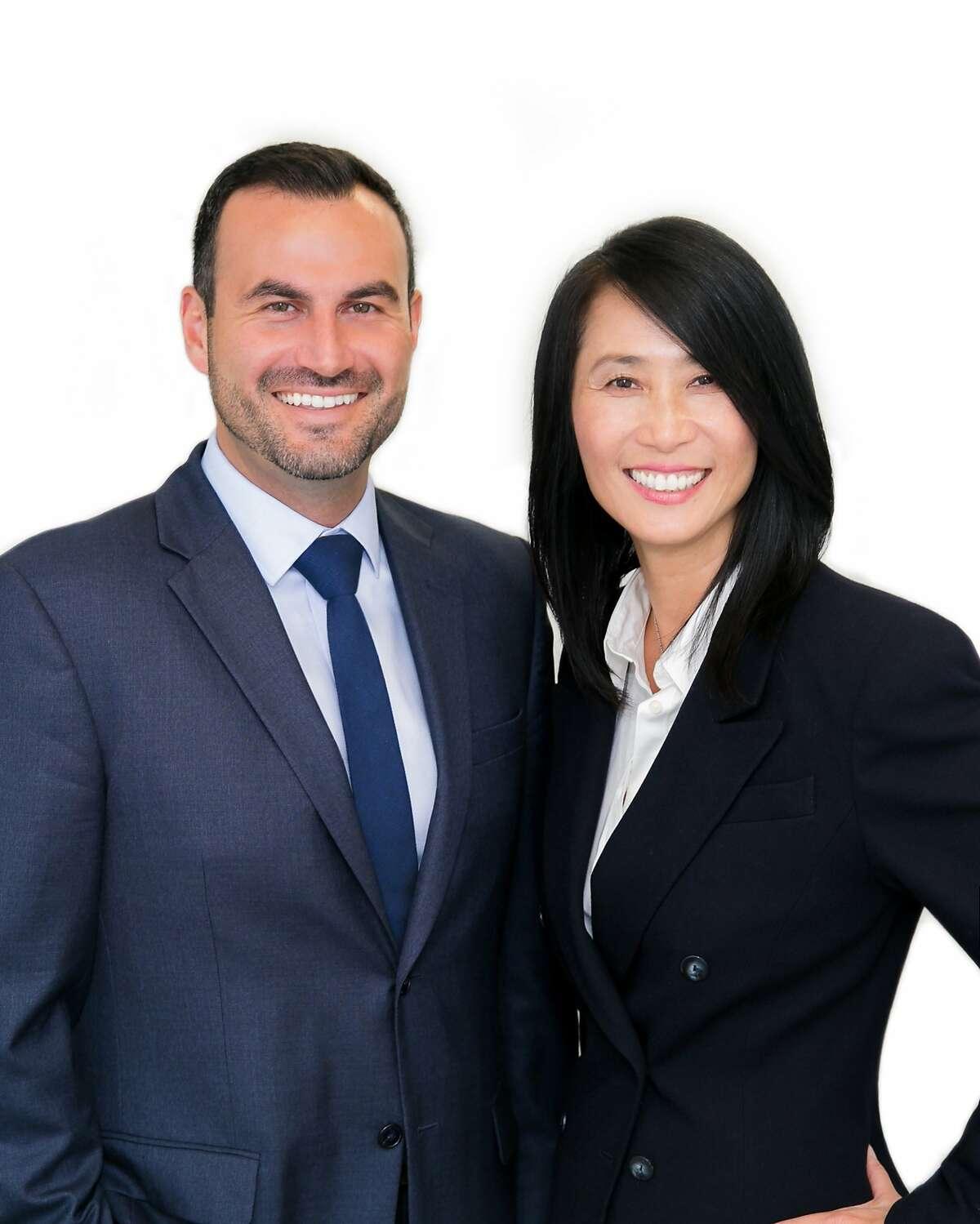 Adam Touni and Wendy Kandasamy
