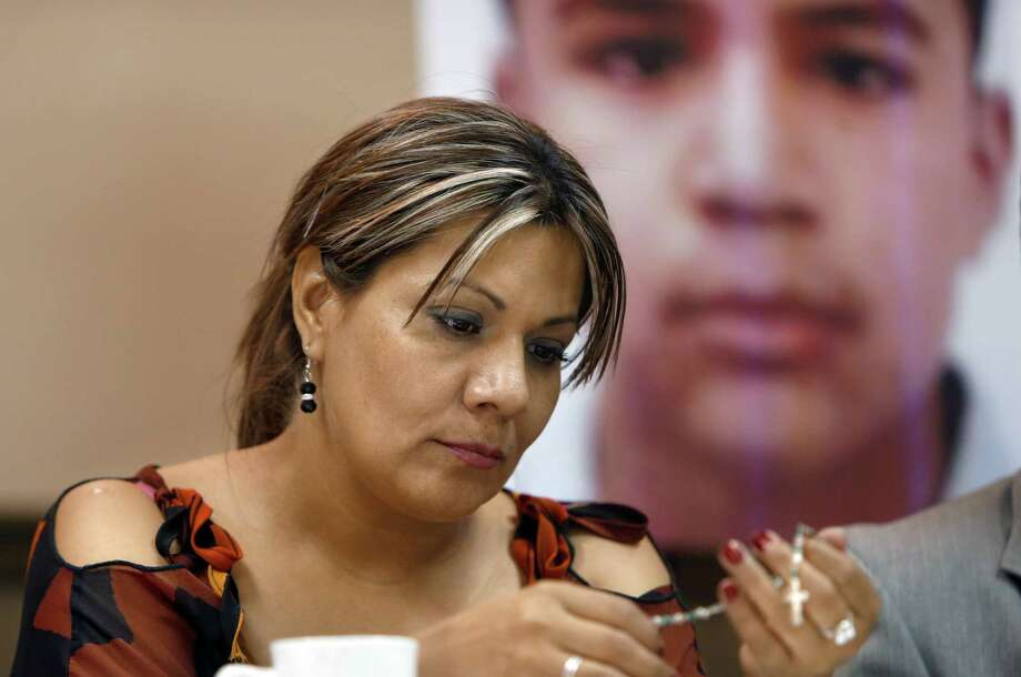 Araceli Rodriguez was the mother of Jose Antonio Elena Rodriguez, pictured, who was shot and killed by a U.S. Border Patrol agent in October 2012. Photo: Kelly Presnell, MBO / Arizona Daily Star
