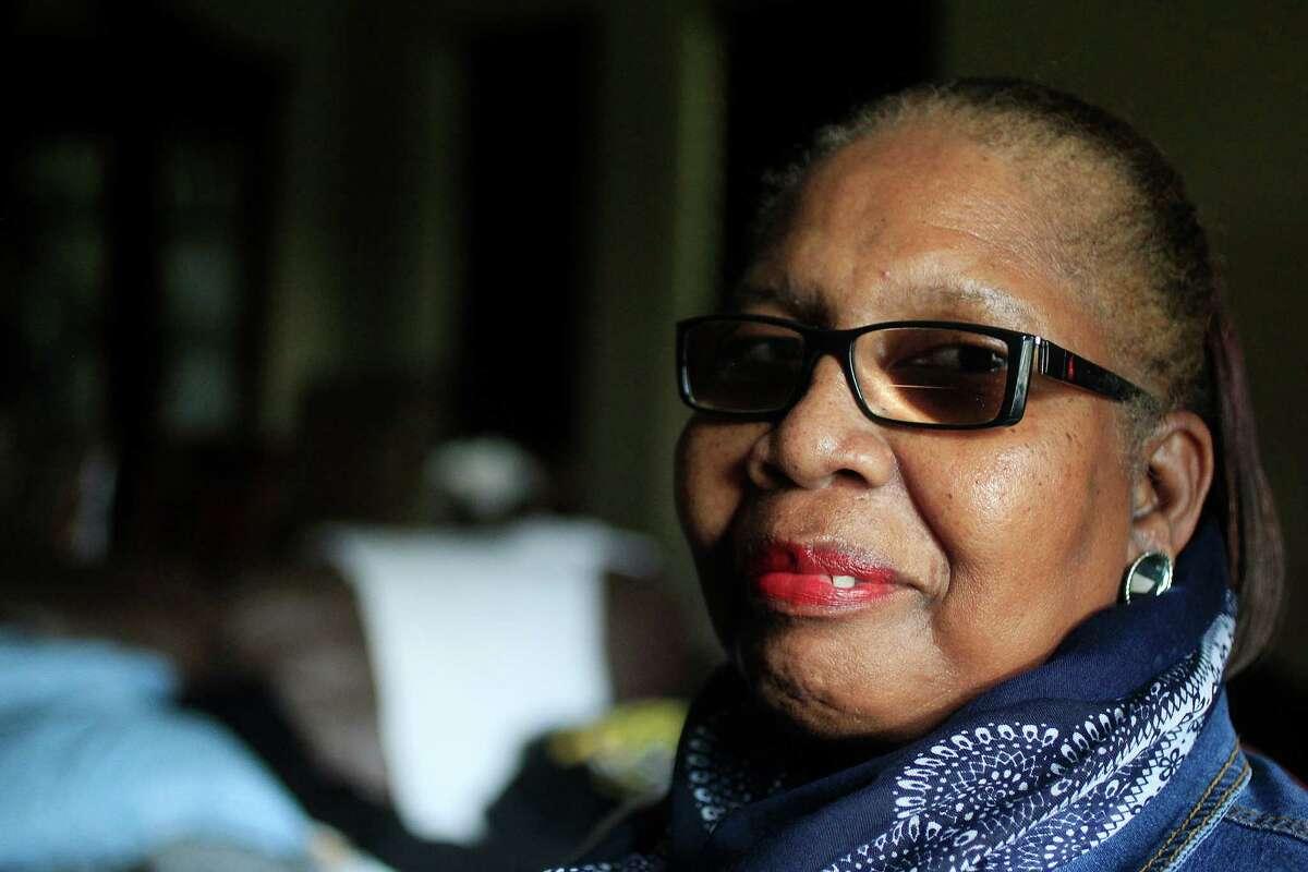 Debra Walker, president of East Sunnyside Court's civic association.