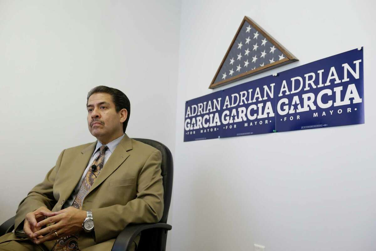 Former Harris County Sheriff Adrian Garcia has called for improved technology and more data to fight crime.