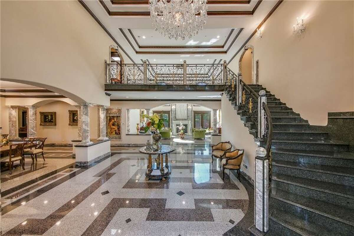 This Bellevue home is really a mansion, with all the elements to make it truly a luxury home. At five bedrooms and seven baths, this 13,610-square-foot beauty would make for a stylish and posh retirement home. Asking price? $16.5 million.