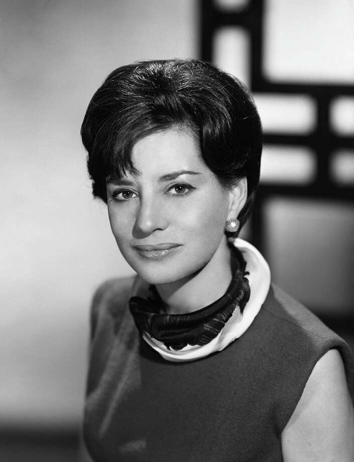 Newswoman Barbara Walters is 86 (this photo is from 1964). Photo: NBC, Getty Images / © NBC Universal, Inc.