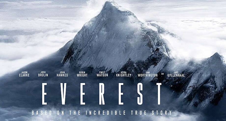 """Everest"" chronicles the conditions that led to the death of eight climbers of the Himalayan peak in 1996. Photo: Contributed / Contributed Photo / Westport News"